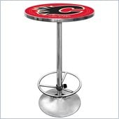 Trademark NHL Calgary Flames Pub Table