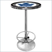Trademark NHL Toronto Maple Leafs Pub Table Vintage