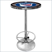 Trademark NHL Vintage New York Rangers Pub Table