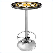 Trademark NHL Vintage Boston Bruins Pub Table