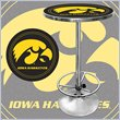 ADD TO YOUR SET: Trademark University of Iowa Pub Table