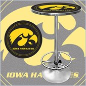 Trademark University of Iowa Pub Table