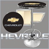 Trademark Chevrolet Chevy Pub Table