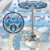 Trademark US Air Force Pub Table