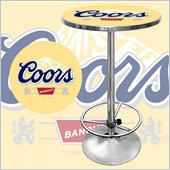 Trademark Coors Banquet Pub Table