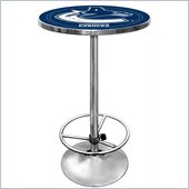 Trademark NHL Vancouver Canucks Pub Table