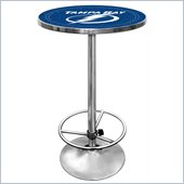 Trademark NHL Tampa Bay Lightning Pub Table