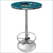 Trademark NHL San Jose Sharks Pub Table