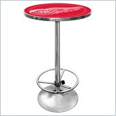 Trademark NHL Detroit Redwings Pub Table