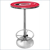 Trademark NHL Carolina Hurricanes Pub Table