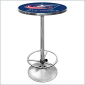 Trademark NHL Columbus Blue Jackets Pub Table