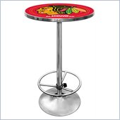 Trademark NHL Chicago Blackhawks Pub Table