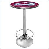 Trademark NHL Colorado Avalanche Pub Table