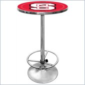 Trademark North Carolina State Pub Table