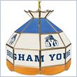 ADD TO YOUR SET: Trademark BYU Stained Glass 16 Inch Tiffany Lamp