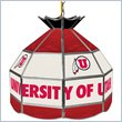 ADD TO YOUR SET: Trademark University of Utah Stained Glass Tiffany Lamp -16 Inch