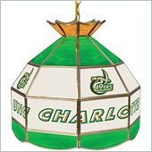 Trademark North Carolina Charlotte Stained Glass Tiffany Lamp -16 Inch