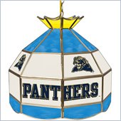Trademark University of Pittsburgh Stained Glass  Lamp - 16 Inch