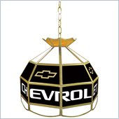 Trademark Chevy Stained Glass 16 inch Lighting Fixture
