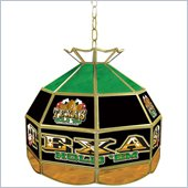 Trademark Texas Hold 'em Stained Glass Tiffany Lamp - 16 inch diameter