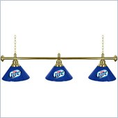 Trademark Miller Lite 60 Inch 3 Shade Billiard Lamp