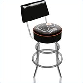 Trademark Retro NHL Philadelphia Flyers Padded Bar Stool with Back