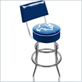 Trademark Retro Seton Hall University Padded Bar Stool with Back
