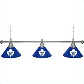 Trademark NHL Toronto Maple Leafs 60 Inch 3 Shade Billiard Lamp