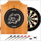 Trademark Army Dart Cabinet - Includes Darts and Board