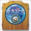 ADD TO YOUR SET: Trademark US Navy Cabinet includes Darts and Board