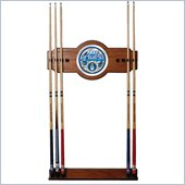 Trademark U.S. Air Force 2 piece Wood and Mirror Wall Cue Rack