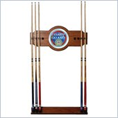 Trademark U.S. Coast Guard 2 piece Wood and Mirror Wall Cue Rack