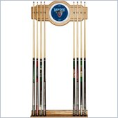 Trademark University of Maine Wood and Mirror Wall Cue Rack