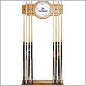 Trademark Gonzaga University Wood & Mirror Wall Cue Rack