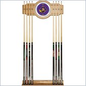 Trademark East Carolina University Wood & Mirror Wall Cue Rack