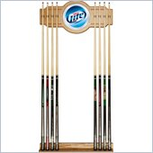 Trademark Billiard Cue Rack - Miller Lite