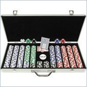Trademark 650 Chip Ace/King Suited 11.5g Set w/Executive Aluminum Case