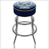 Trademark Retro NHL Buffalo Sabers Padded Bar Stool
