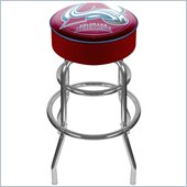 Trademark Retro NHL Colorado Avalanche Padded Bar Stool