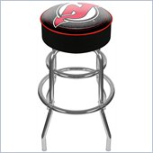 Trademark Retro NHL New Jersey Devils Padded Bar Stool