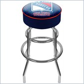 Trademark Retro NHL New York Rangers Padded Bar Stool
