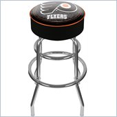 Trademark Retro NHL Philadelphia Flyers Padded Bar Stool