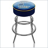 Trademark Retro NHL St. Louis Blues Padded Bar Stool