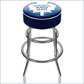 Trademark NHL Toronto Maple Leafs Padded Bar Stool
