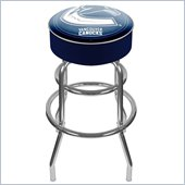Trademark Retro NHL Vancouver Canucks Padded Bar Stool