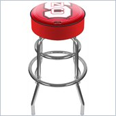 Trademark Retro North Carolina State Padded Bar Stool