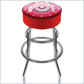 Trademark Retro Ohio State University Logo Padded Bar Stool