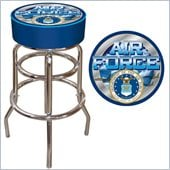 Trademark US Air Force Padded Bar Stool