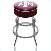 Trademark Retro Texas A&M University Padded Bar Stool
