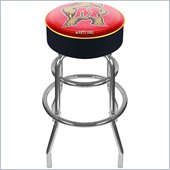 Trademark Retro Maryland University Padded Bar Stool